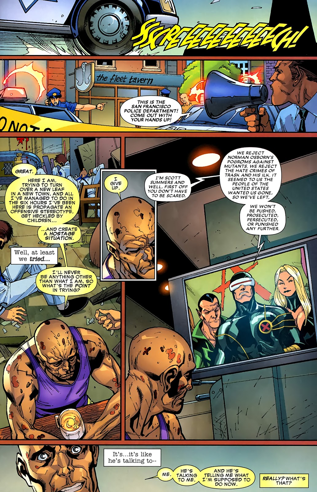 Read online Deadpool (2008) comic -  Issue #15 - 23