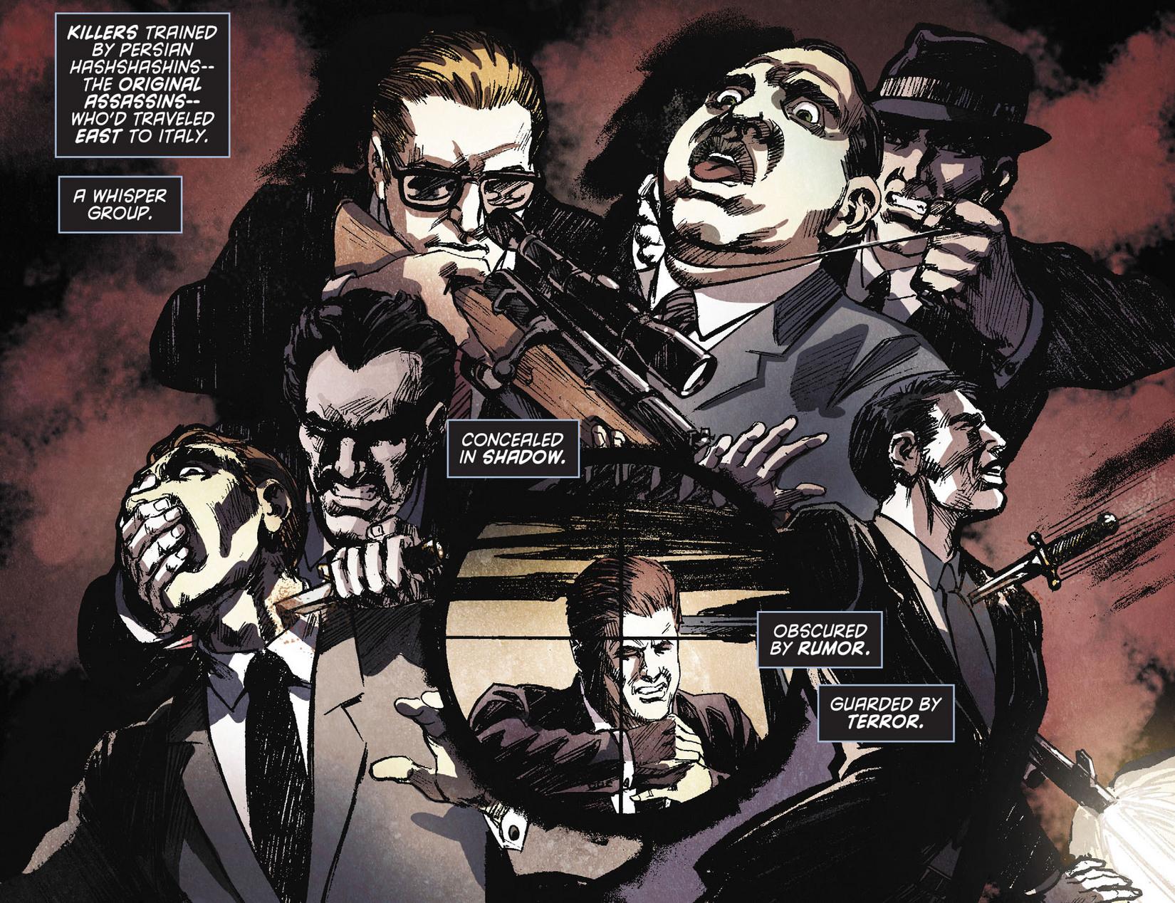 Read online Arrow [II] comic -  Issue #11 - 12