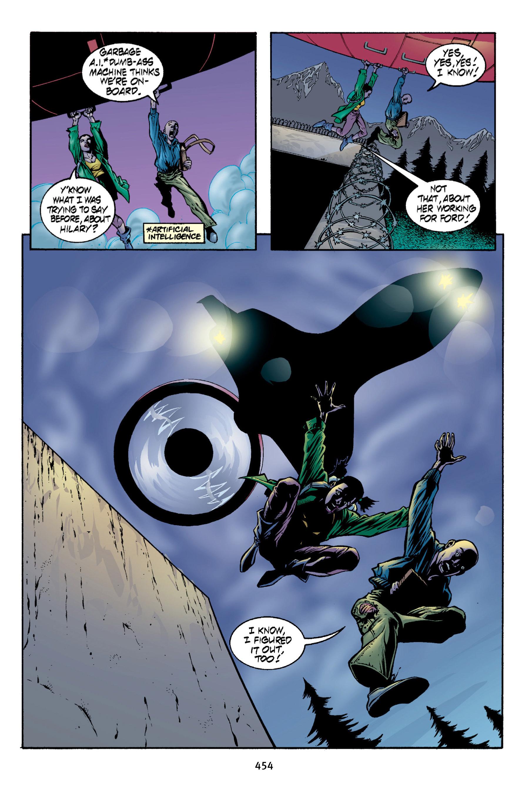Read online Aliens vs. Predator Omnibus comic -  Issue # _TPB 2 Part 4 - 116