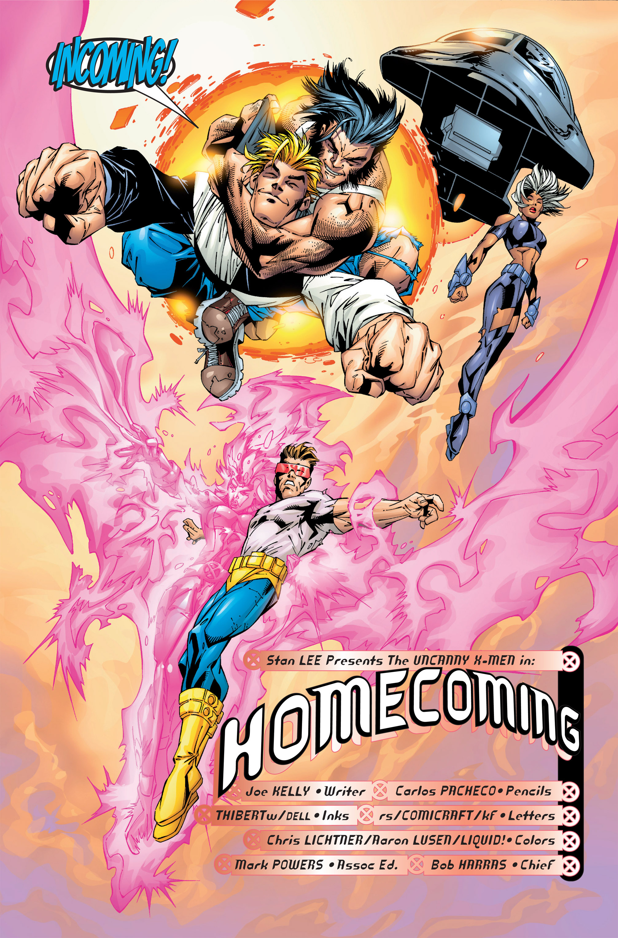 X-Men (1991) 70 Page 6