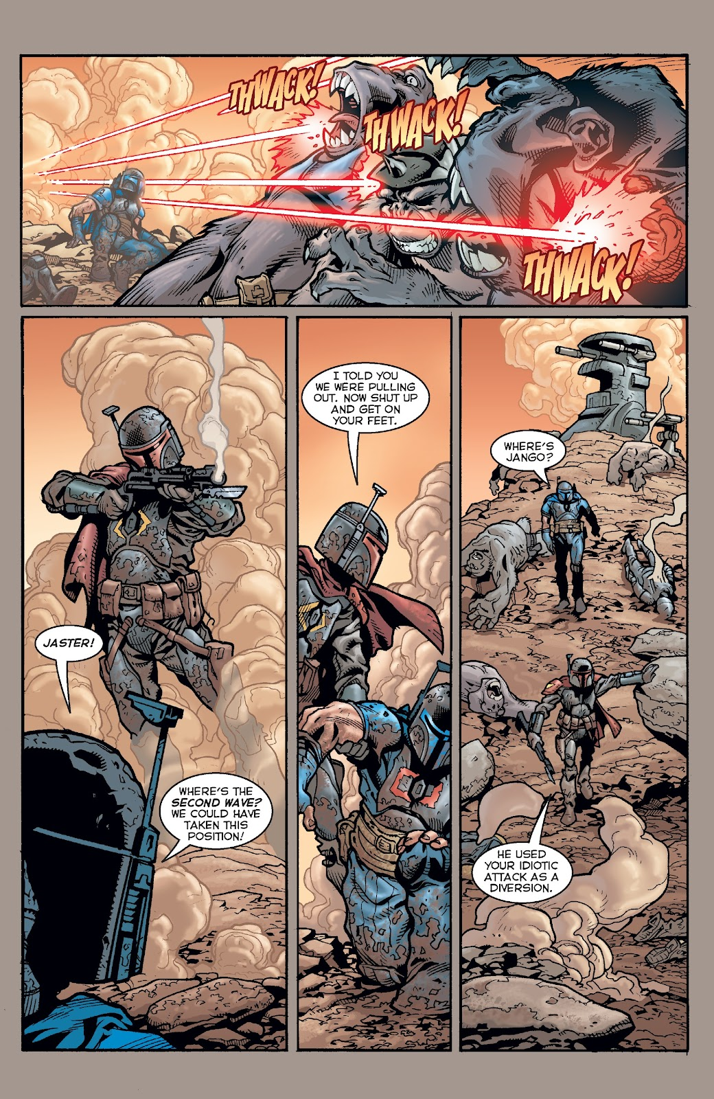 Read online Star Wars Legends Epic Collection: The Menace Revealed comic -  Issue # TPB (Part 1) - 40