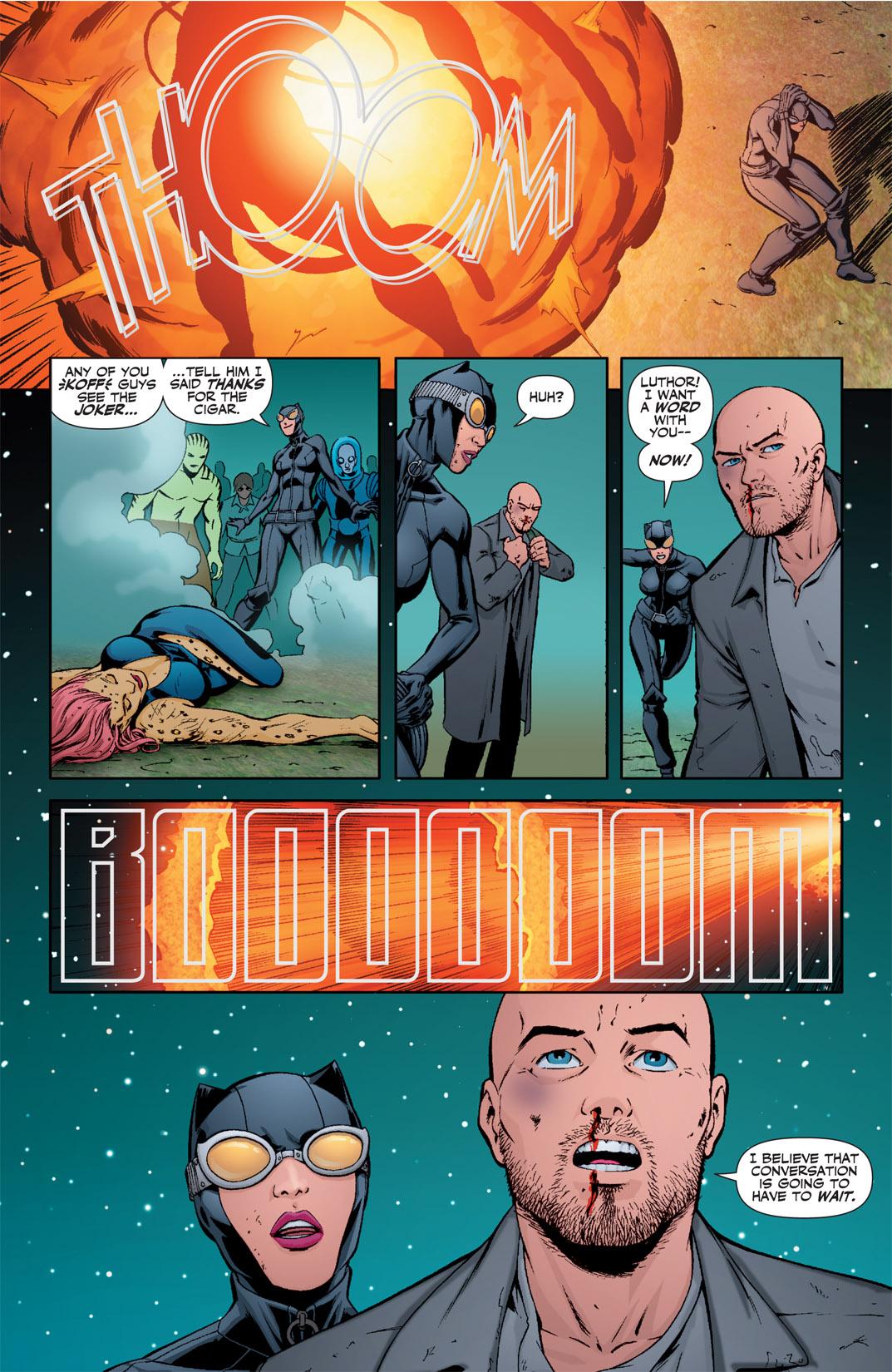 Catwoman (2002) #78 #78 - English 21