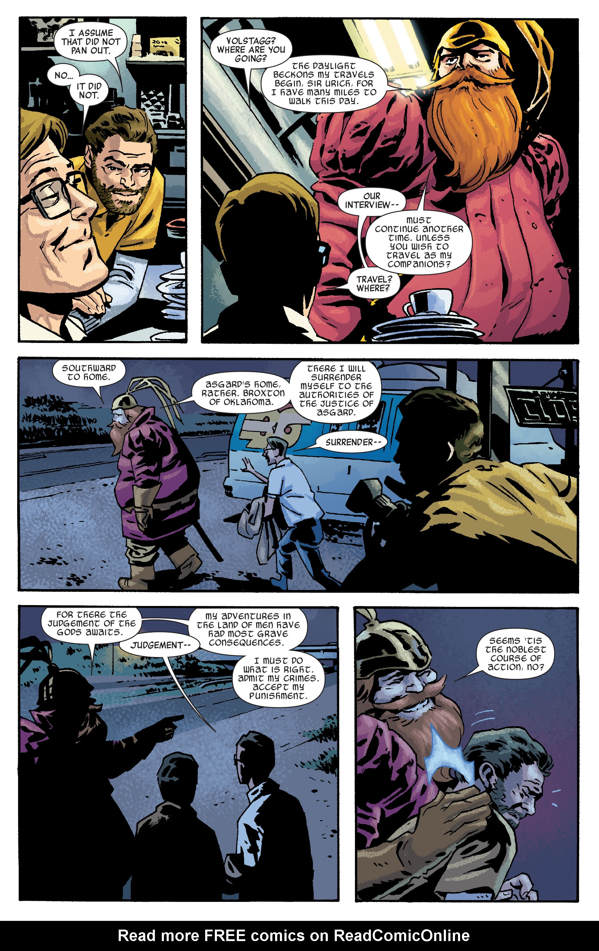 Read online Siege: Embedded comic -  Issue #1 - 19