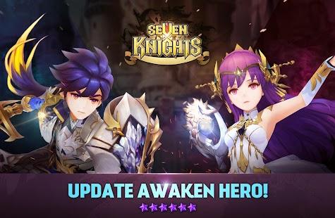 Permainan Seven Knights 2.1.30 Apk terbaru 2017