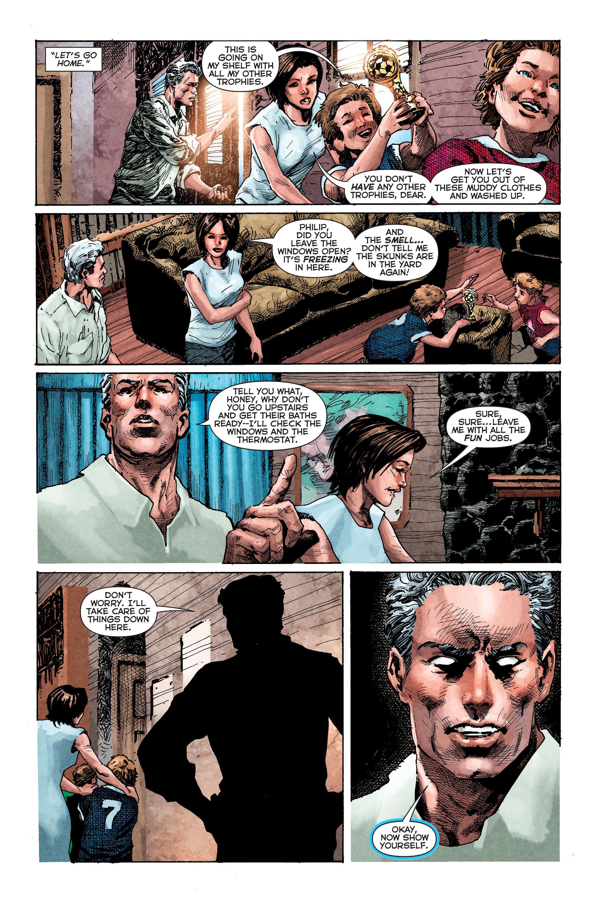 Read online Trinity of Sin: The Phantom Stranger comic -  Issue #2 - 8