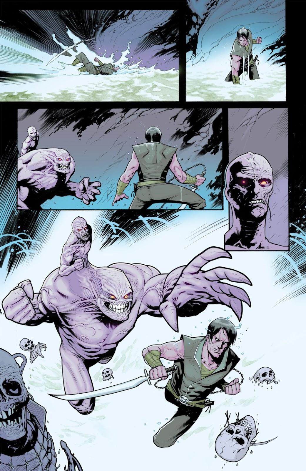 Read online Reaper comic -  Issue #2 - 38