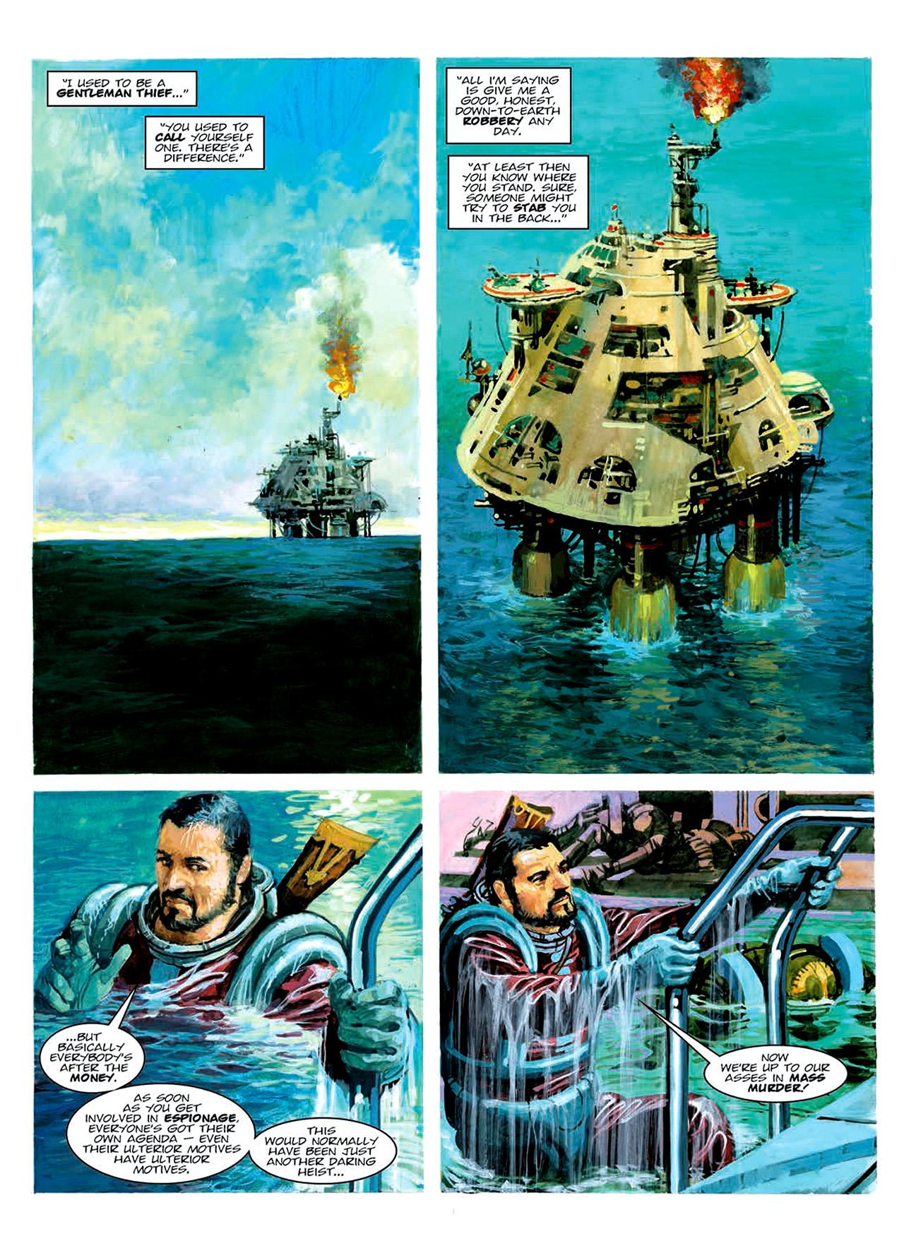 Read online Nikolai Dante comic -  Issue # TPB 6 - 174