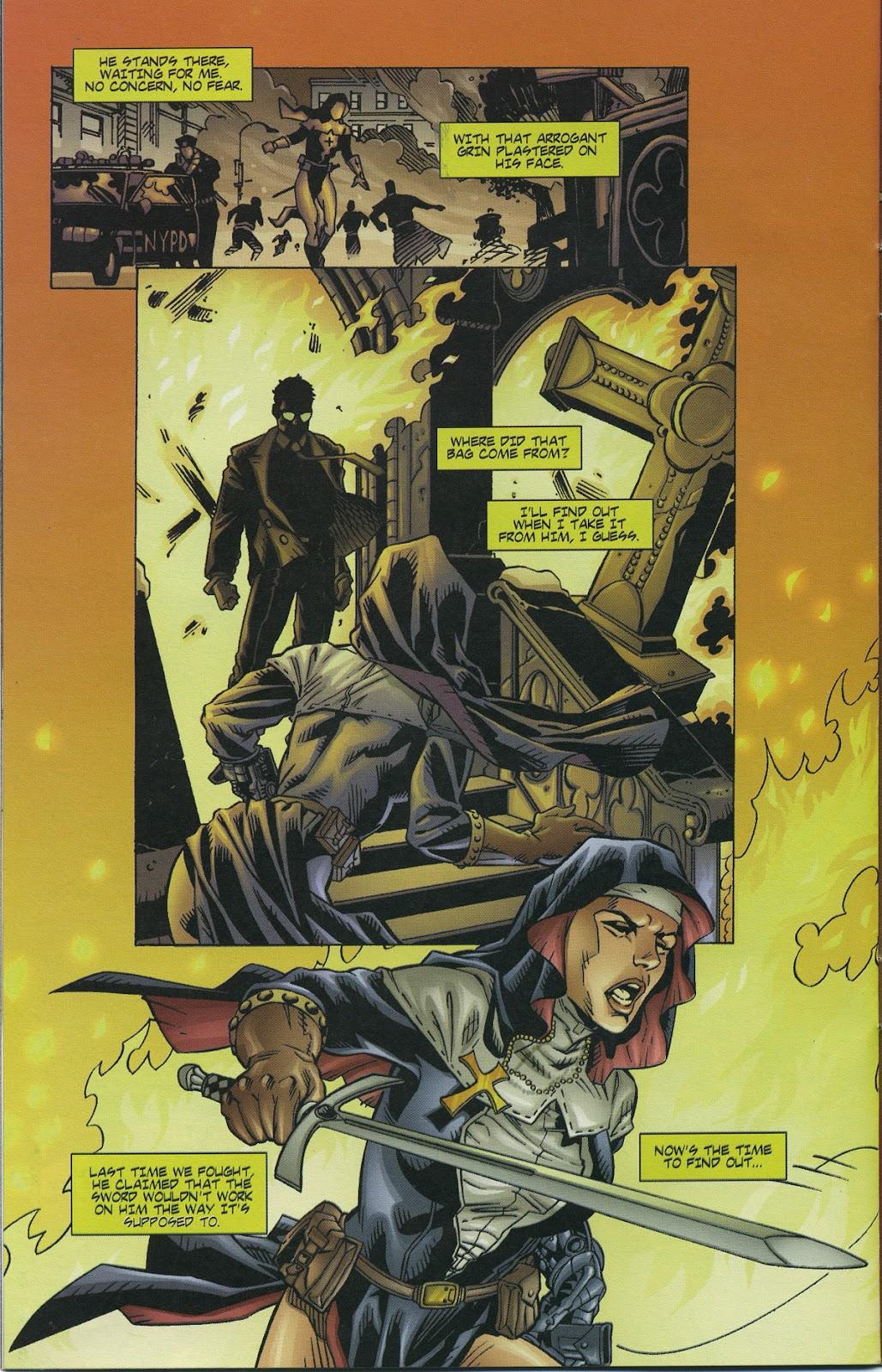 Warrior Nun Areala (1997) Issue #4 #4 - English 18