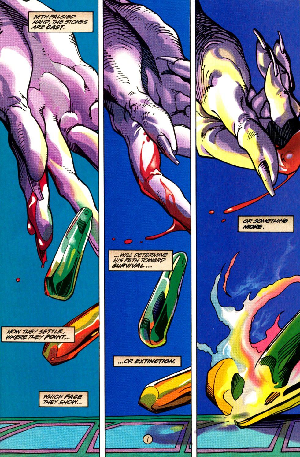 Read online Rune (1994) comic -  Issue #0 - 3