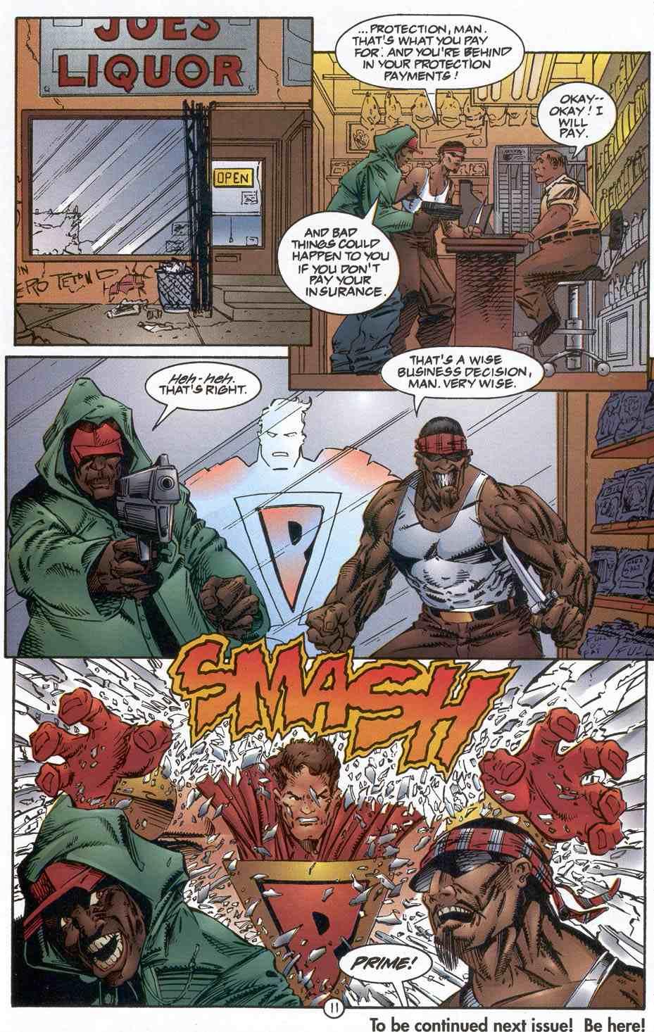 Read online Ultraverse Premiere comic -  Issue #3 - 13