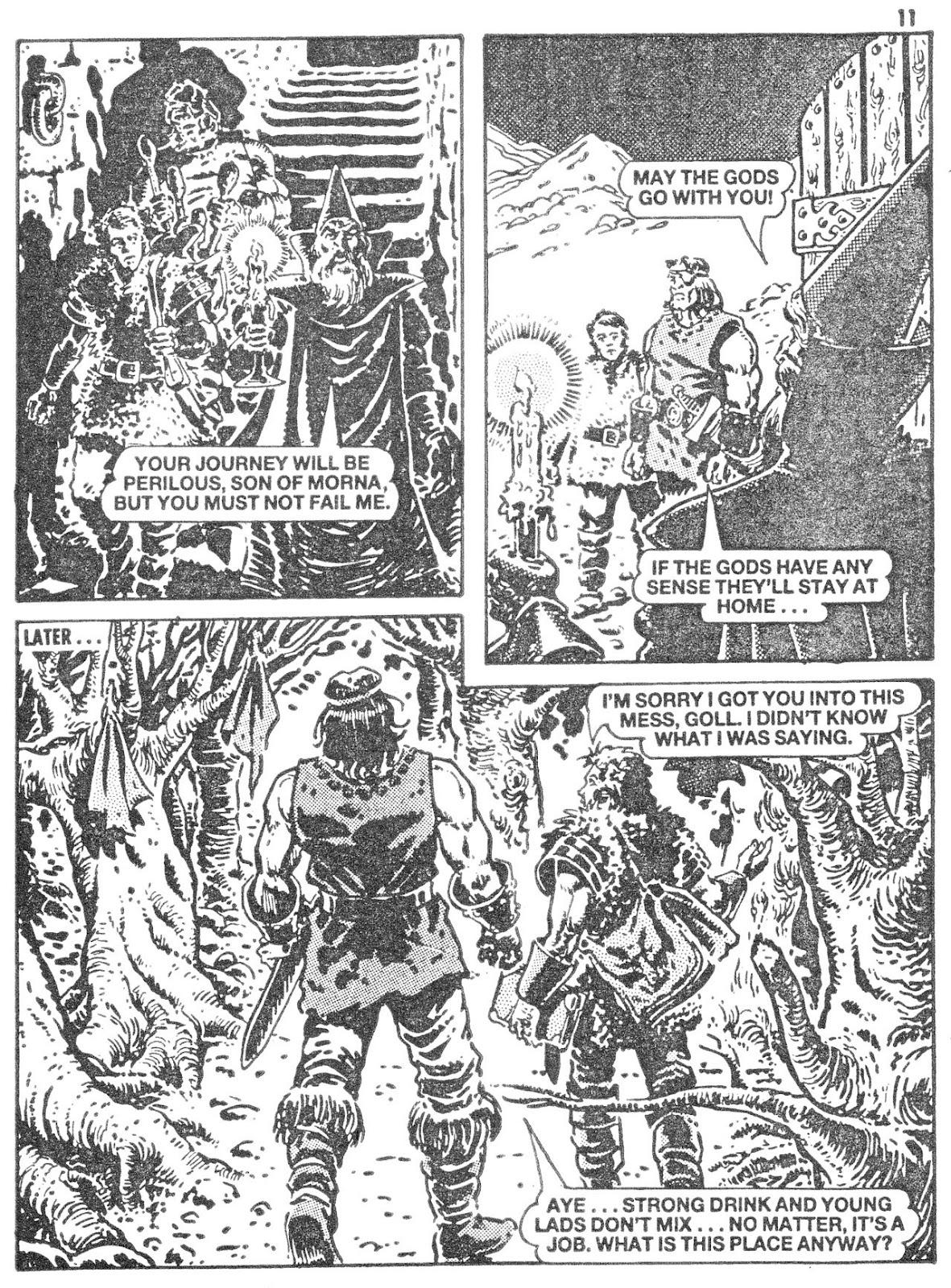 Starblazer issue 209 - Page 12
