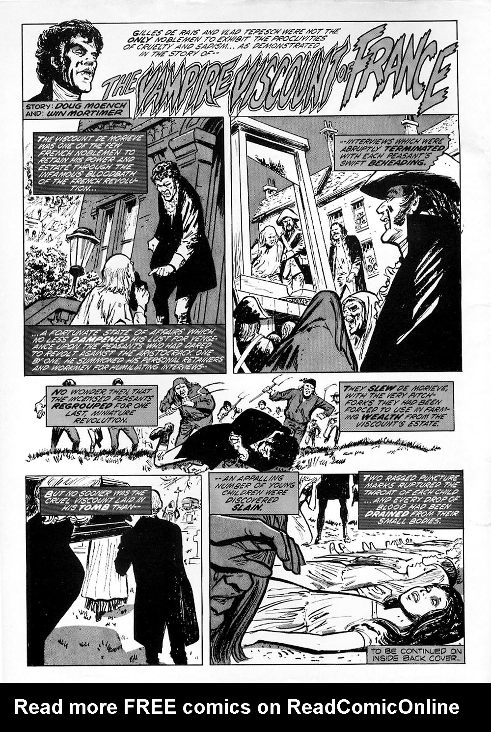 Vampire Tales issue 5 - Page 3