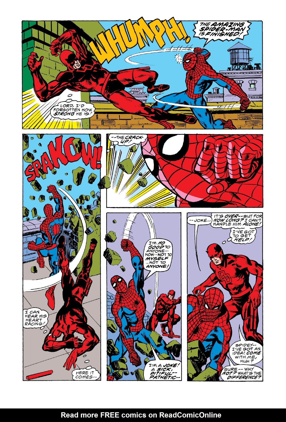 Read online Marvel Masterworks: The Spectacular Spider-Man comic -  Issue # TPB 2 (Part 3) - 12