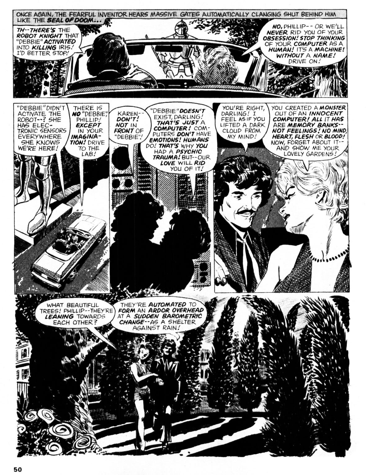 Nightmare (1970) issue 21 - Page 49