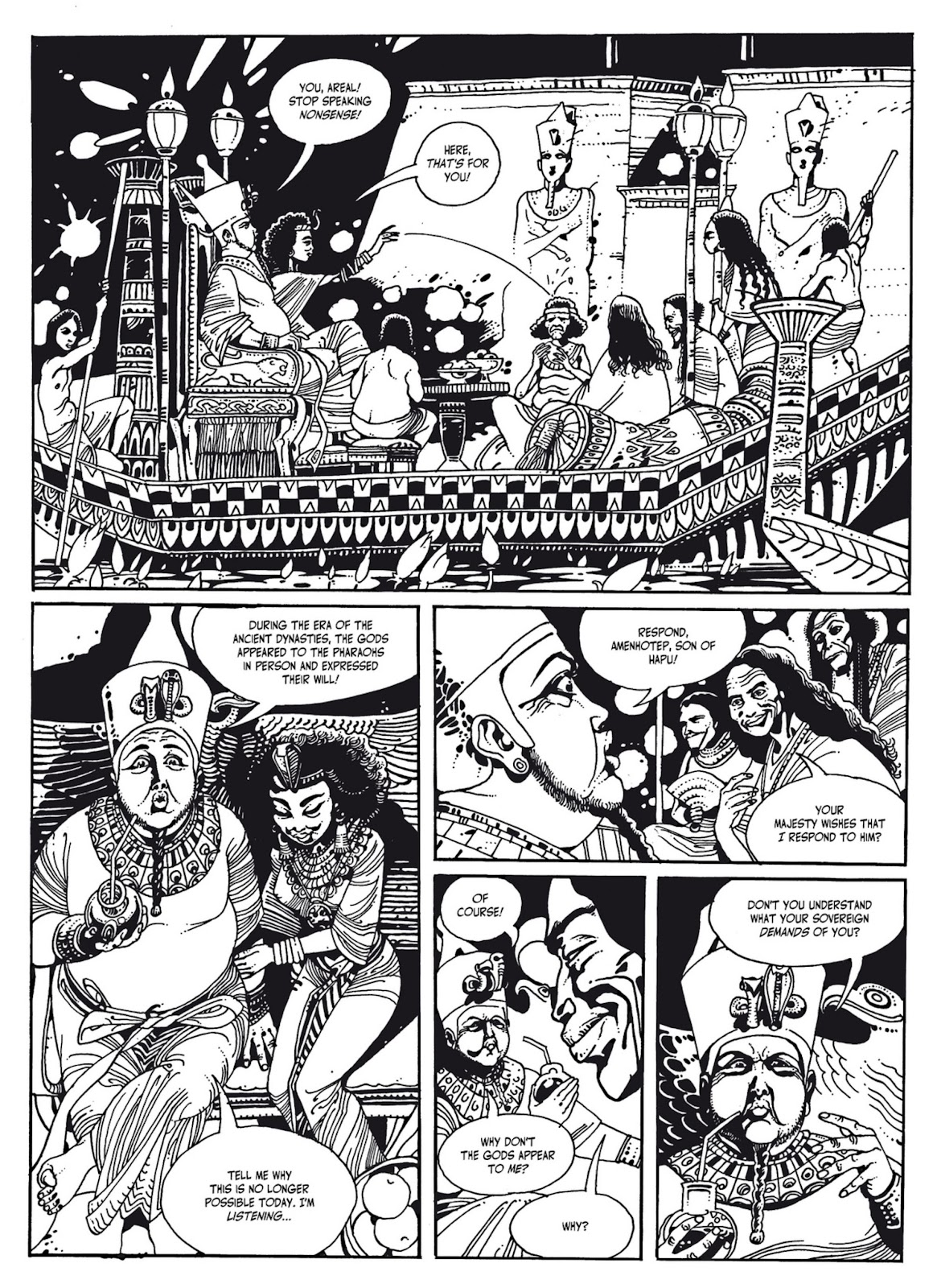 Read online The Egyptian Princesses comic -  Issue # TPB 1 (Part 2) - 44