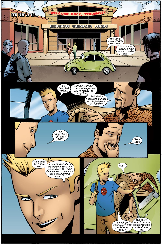 Read online Machine Teen comic -  Issue #5 - 22