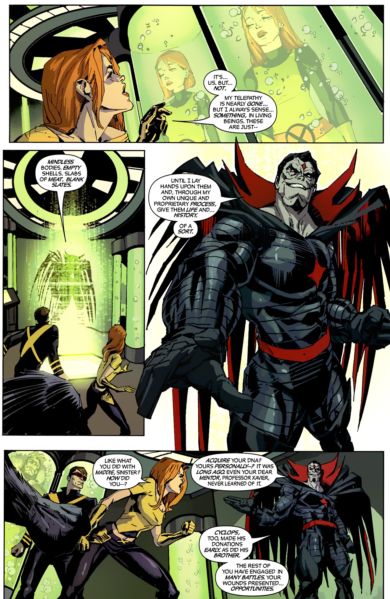 Read online X-Factor Forever comic -  Issue #4 - 12