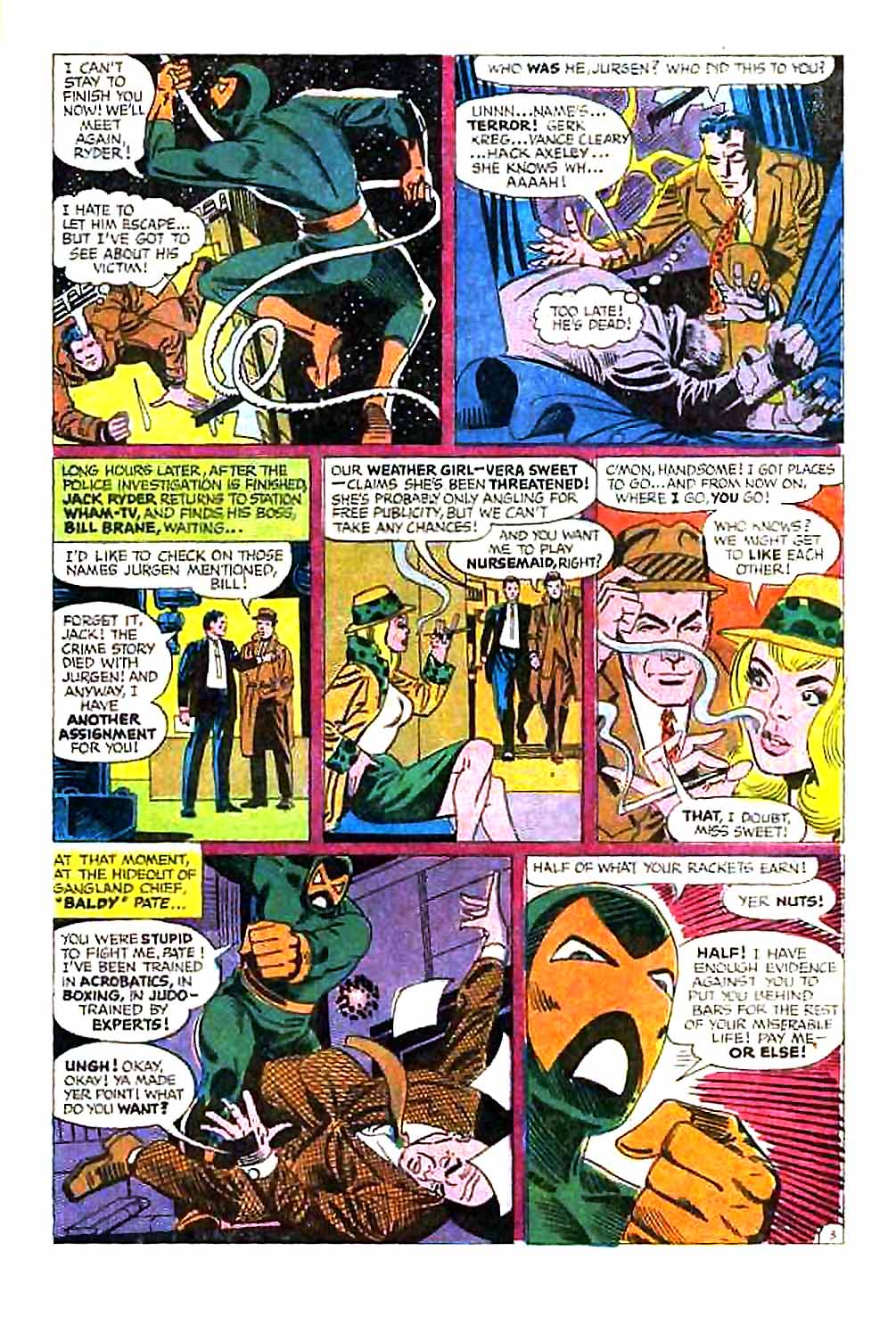 Beware The Creeper (1968) issue 1 - Page 5
