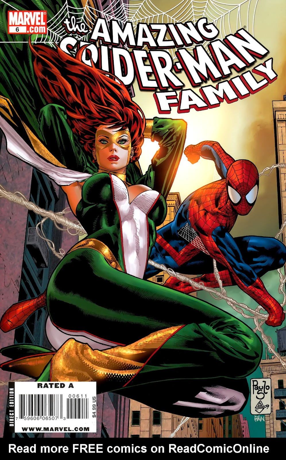 Amazing Spider-Man Family issue 6 - Page 1