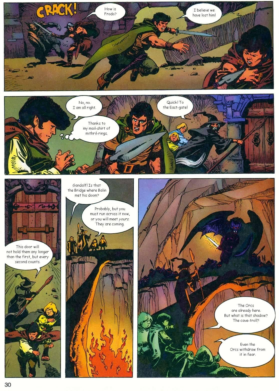 El Señor de los Anillos issue 2 - Page 27