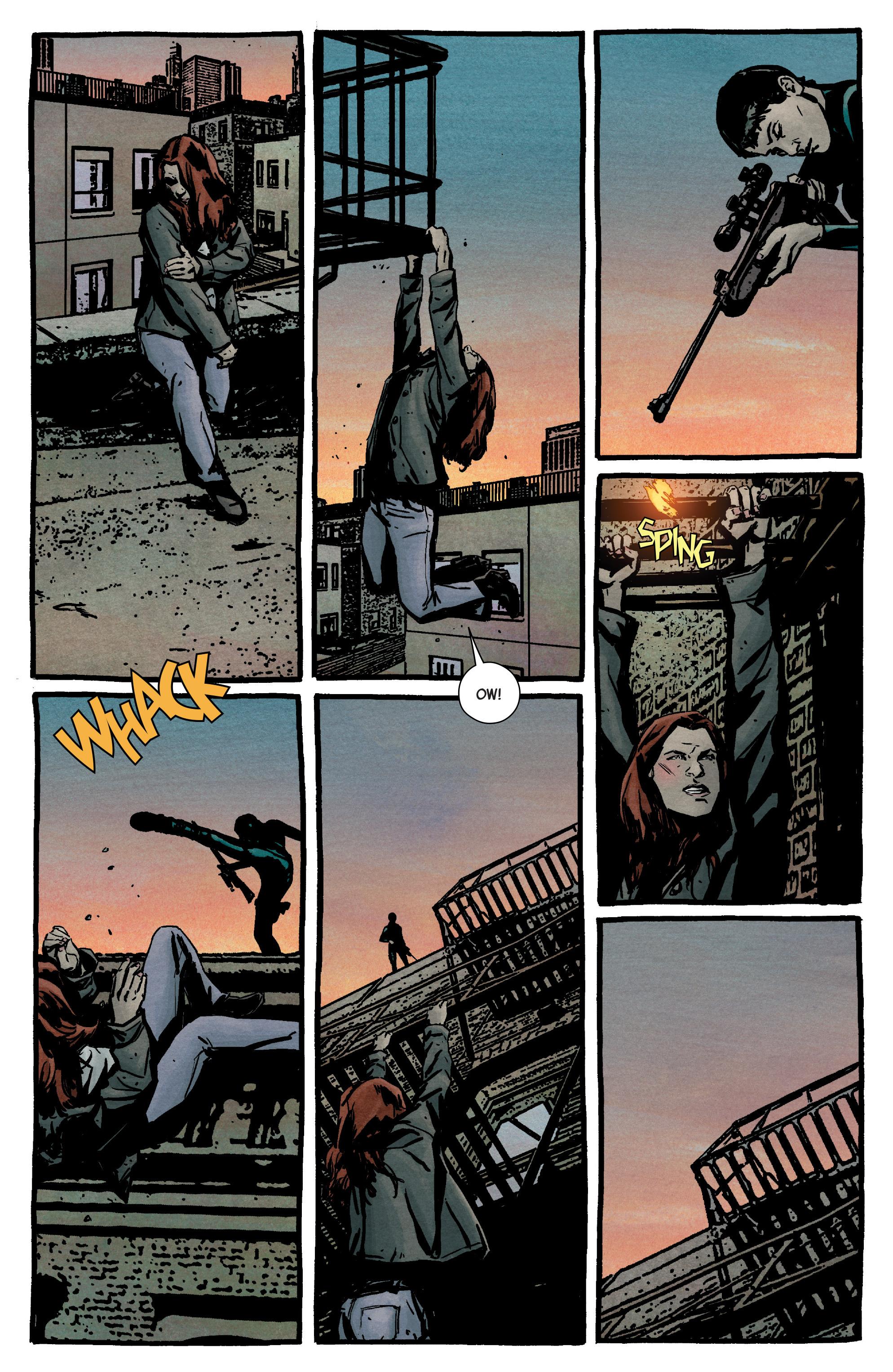 Read online Jessica Jones (2016) comic -  Issue #8 - 15