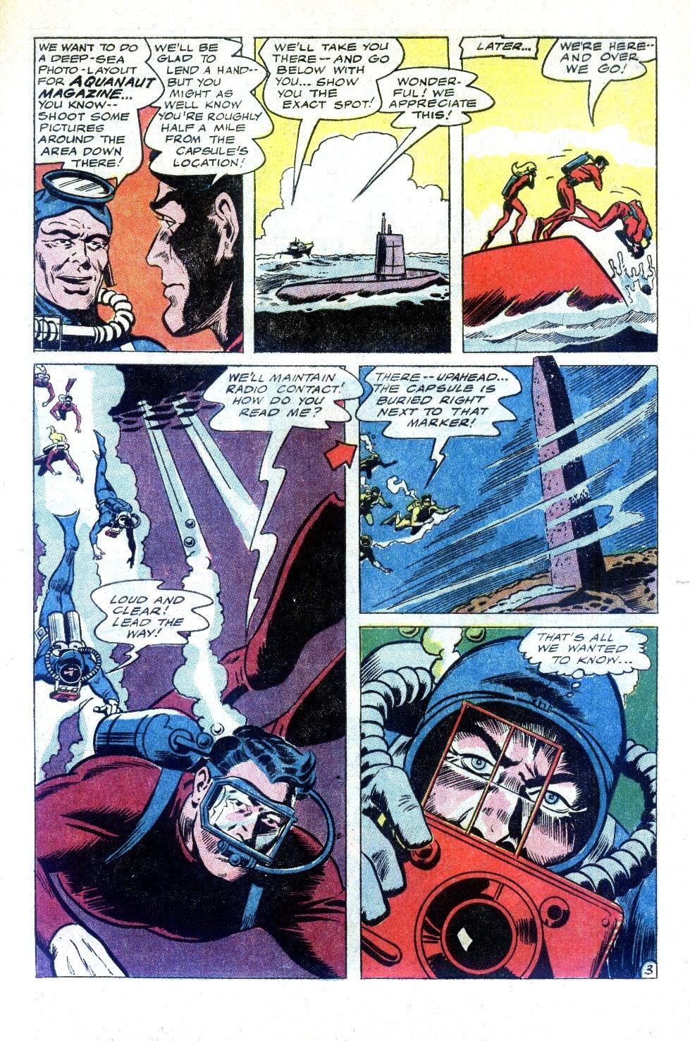 Read online Sea Devils comic -  Issue #32 - 6