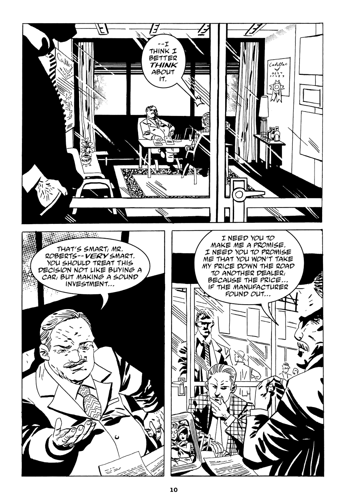 Read online Filthy Rich comic -  Issue # TPB (Part 1) - 12