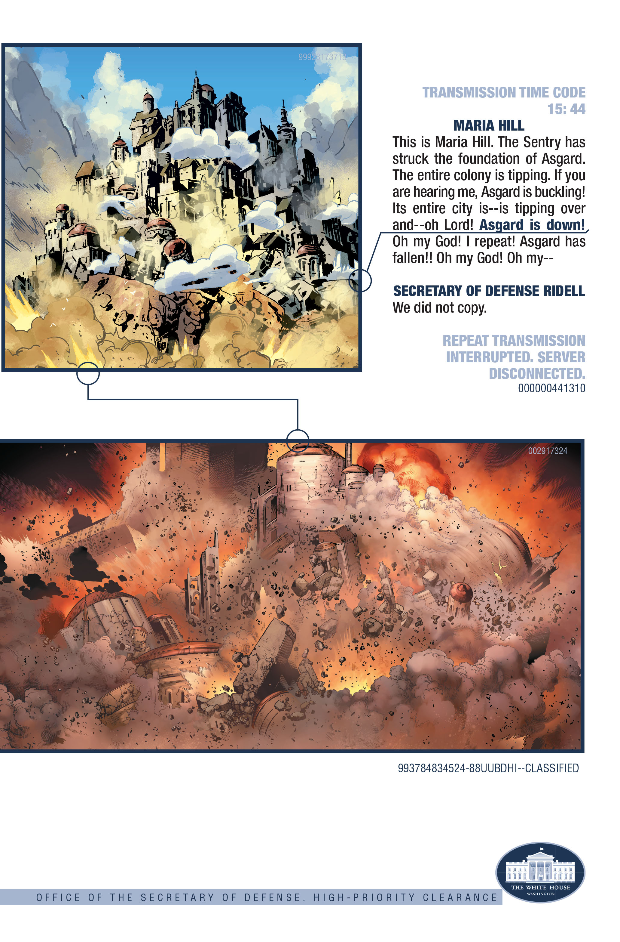 Read online Siege (2010) comic -  Issue #3 - 28