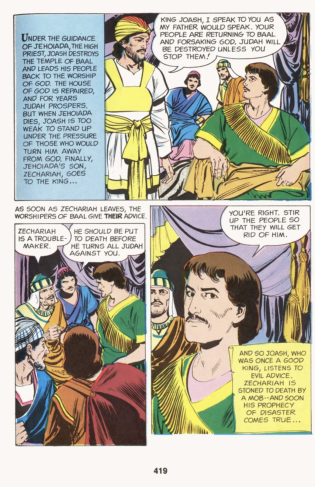 The Picture Bible issue TPB (Part 5) - Page 22