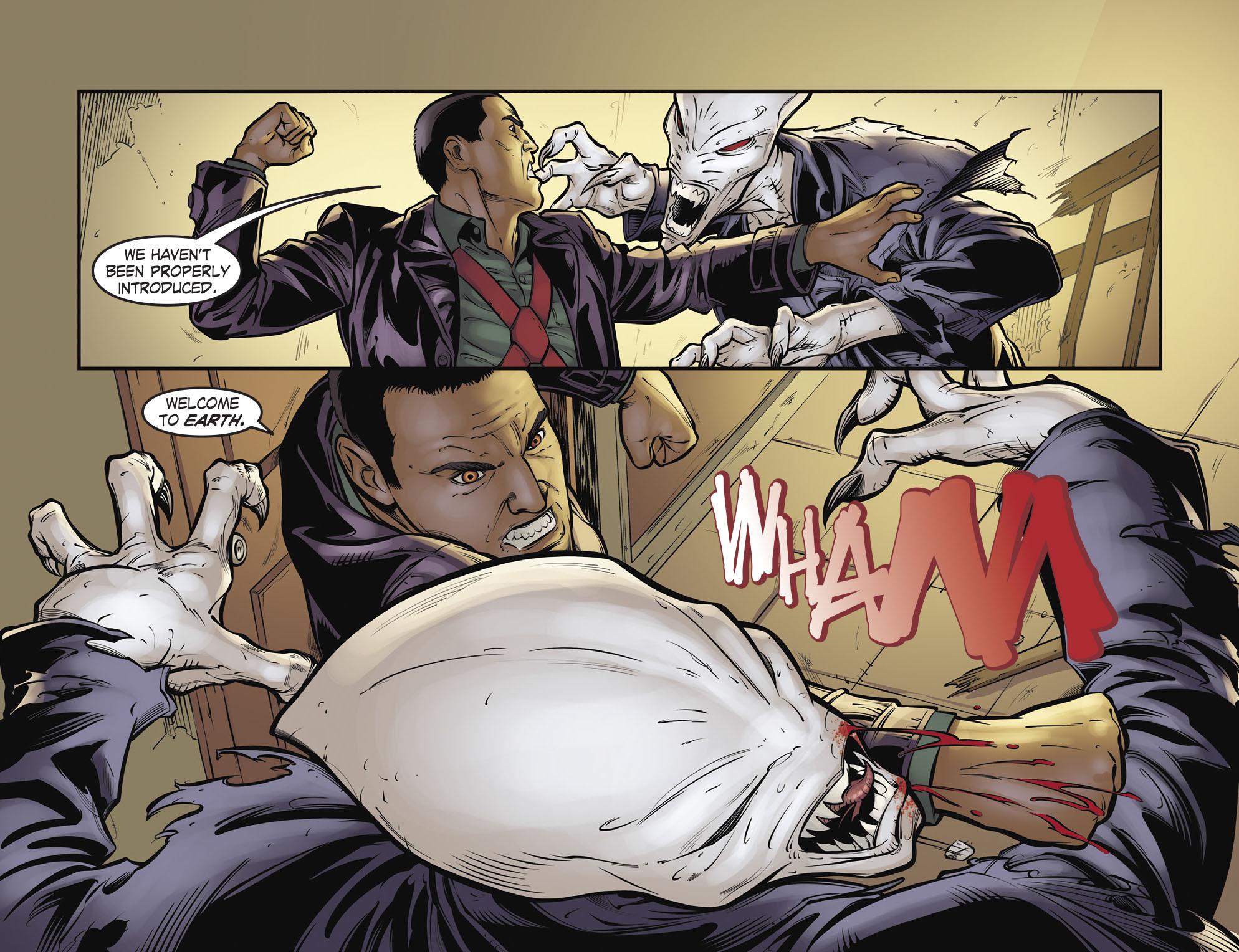 Read online Smallville: Season 11 comic -  Issue #32 - 19