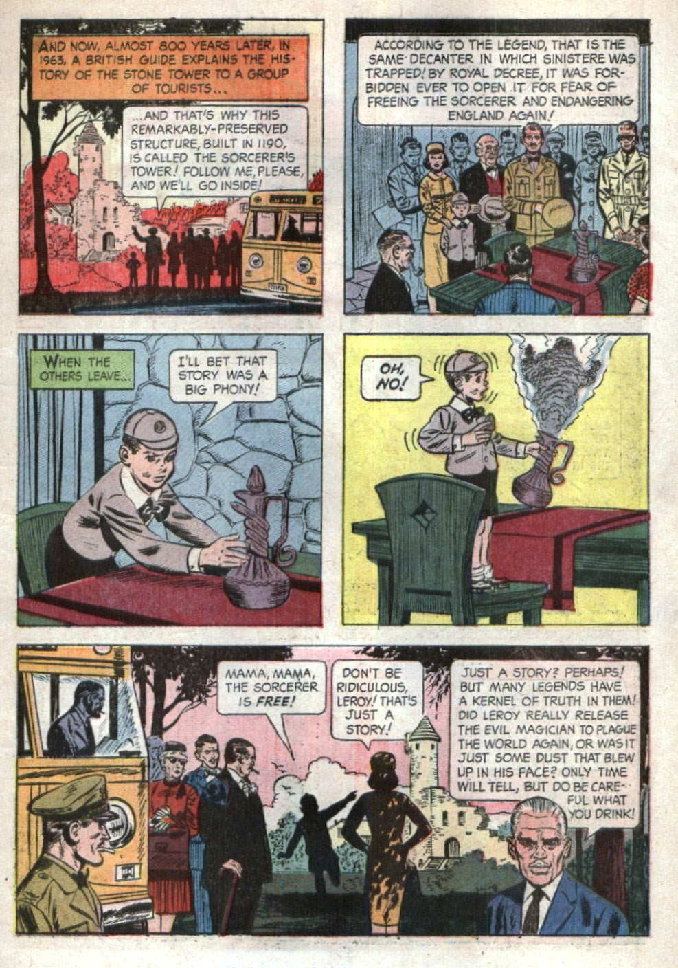 Boris Karloff Tales of Mystery issue 5 - Page 11