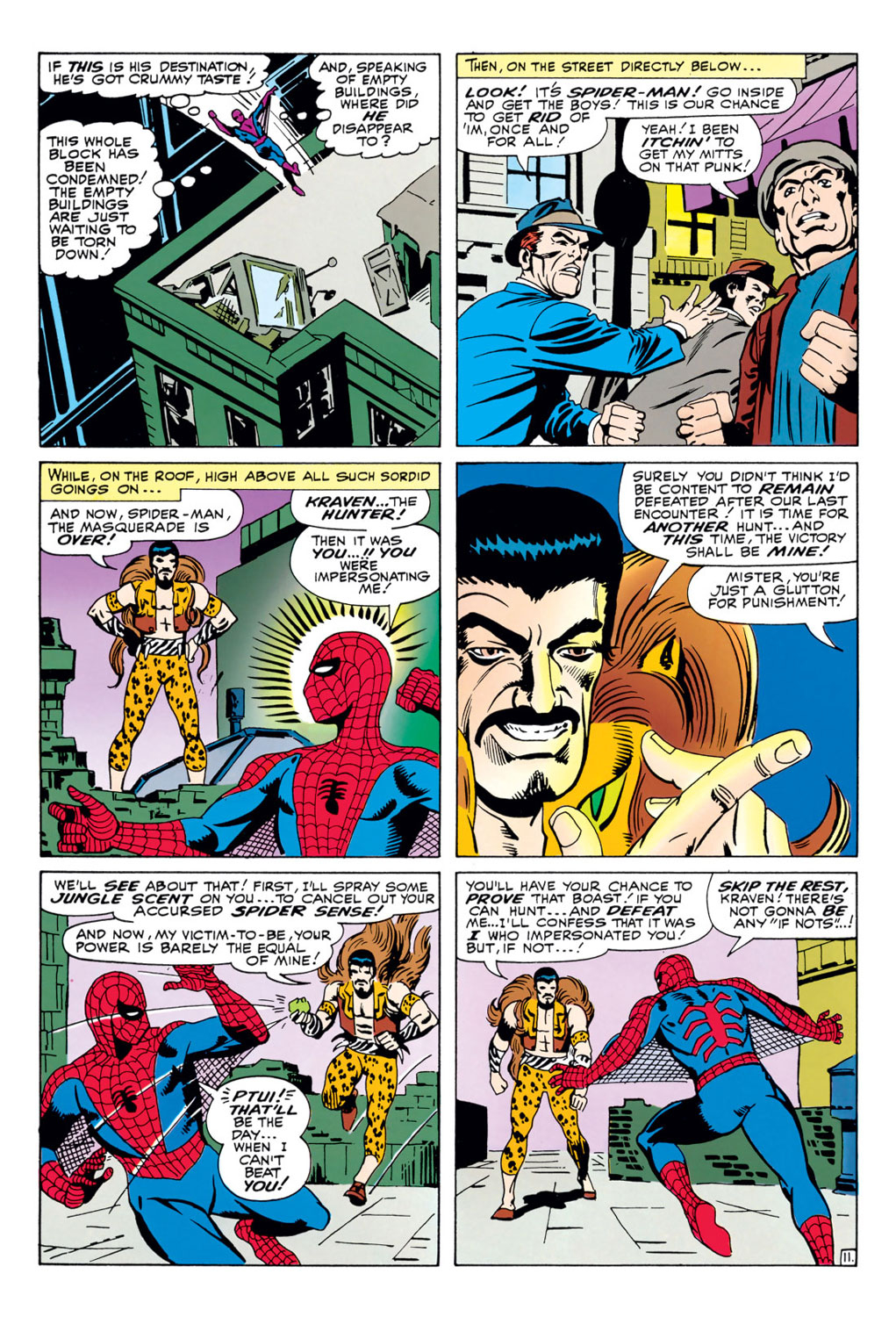 The Amazing Spider-Man (1963) 34 Page 11