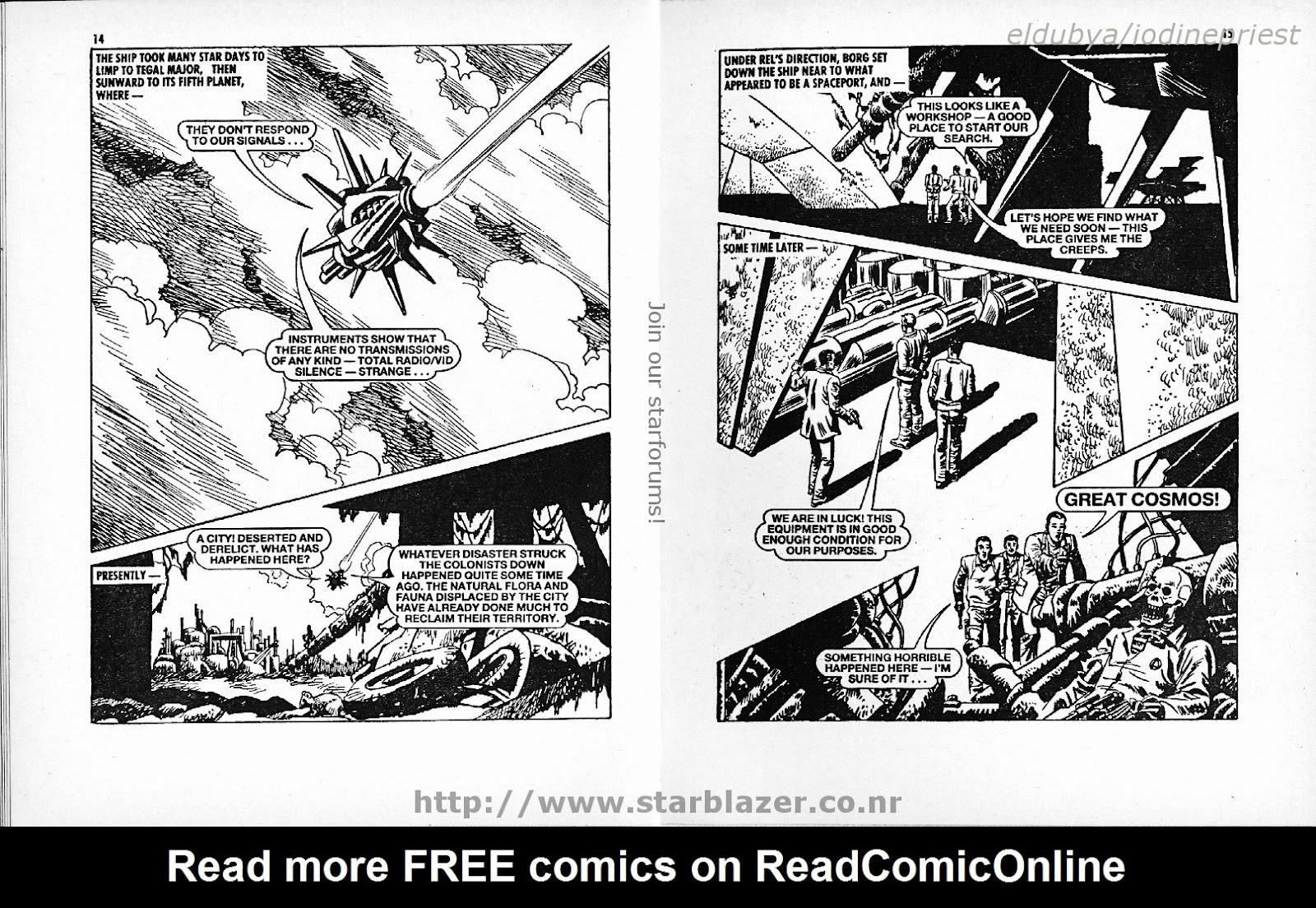 Starblazer issue 208 - Page 9