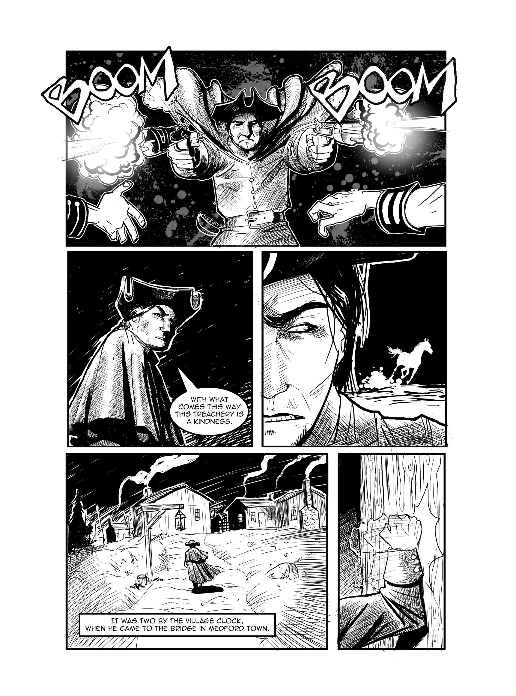 Read online FUBAR comic -  Issue #3 - 54