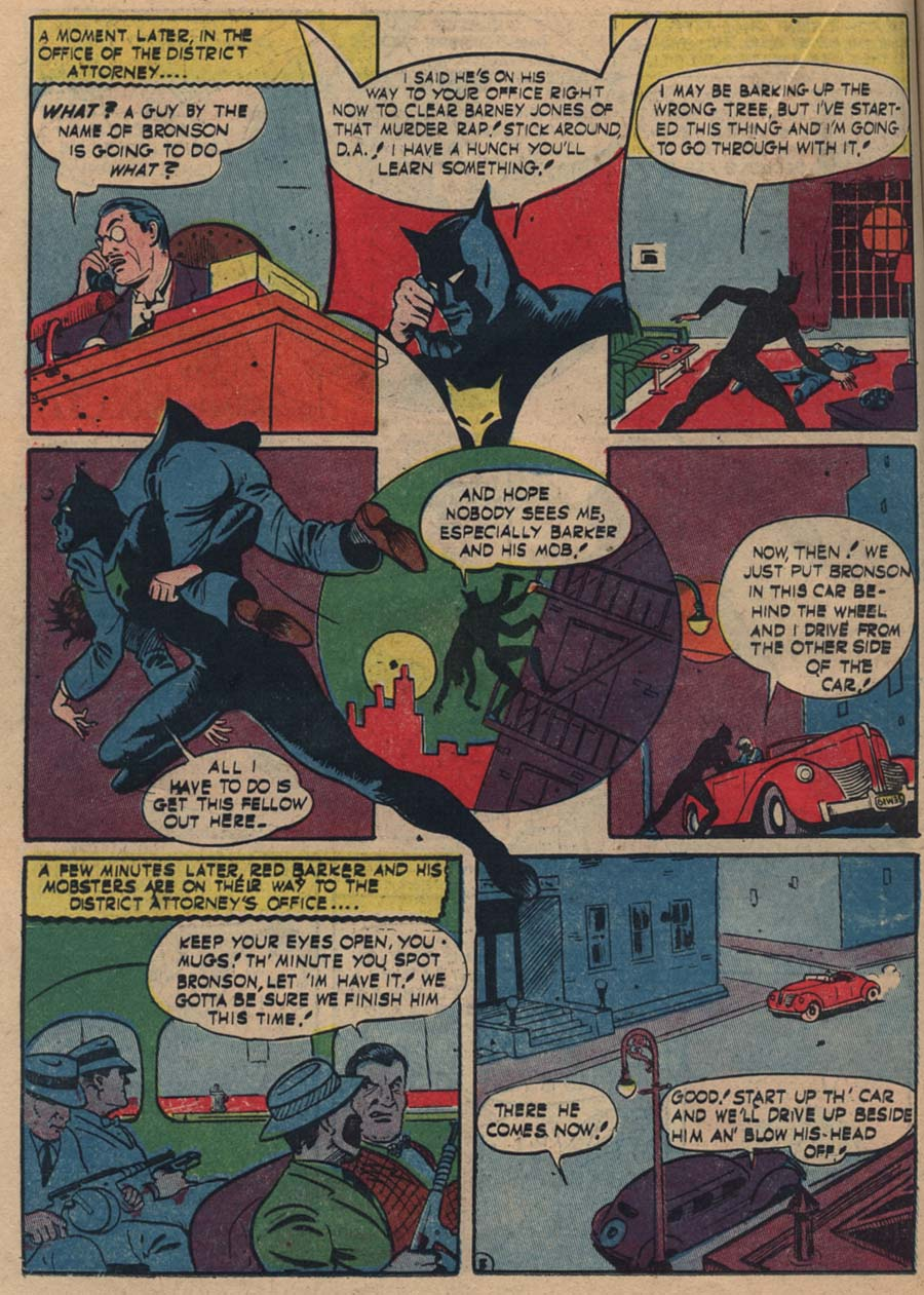 Blue Ribbon Comics (1939) issue 18 - Page 25