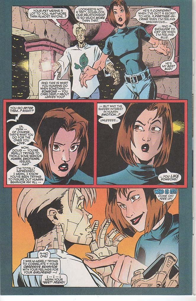 Excalibur (1988) issue 114 - Page 7