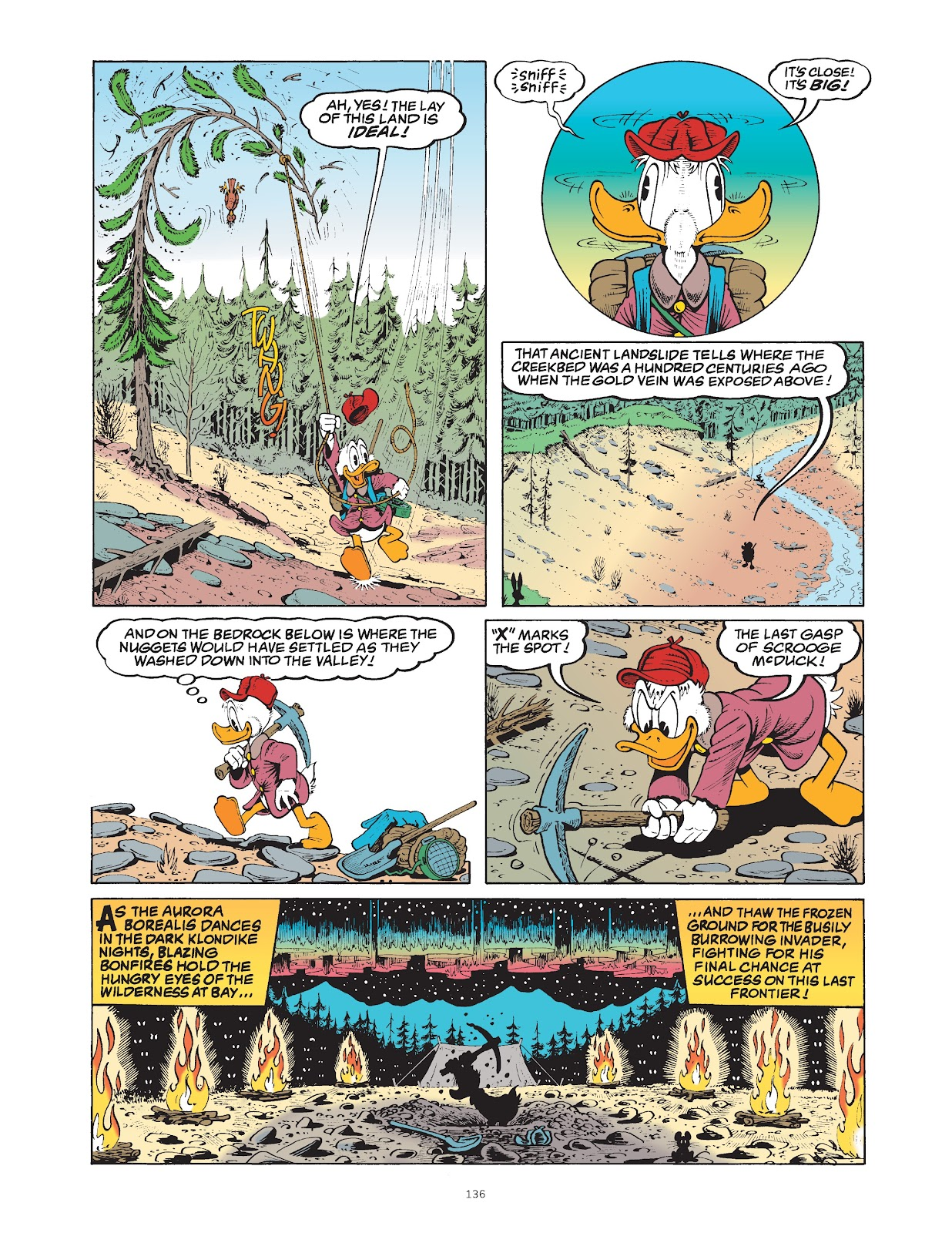 Read online The Complete Life and Times of Scrooge McDuck comic -  Issue # TPB 1 (Part 2) - 35