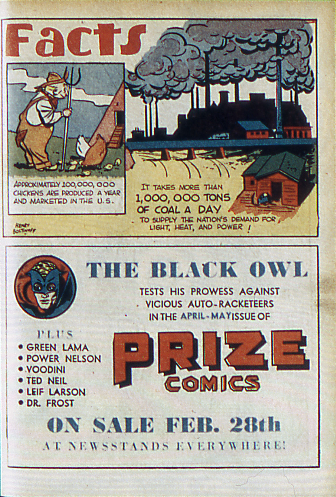 Read online Adventure Comics (1938) comic -  Issue #61 - 20