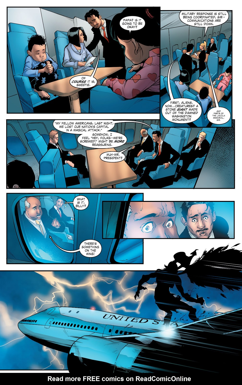 Read online Smallville Season 11 [II] comic -  Issue # TPB 5 - 104