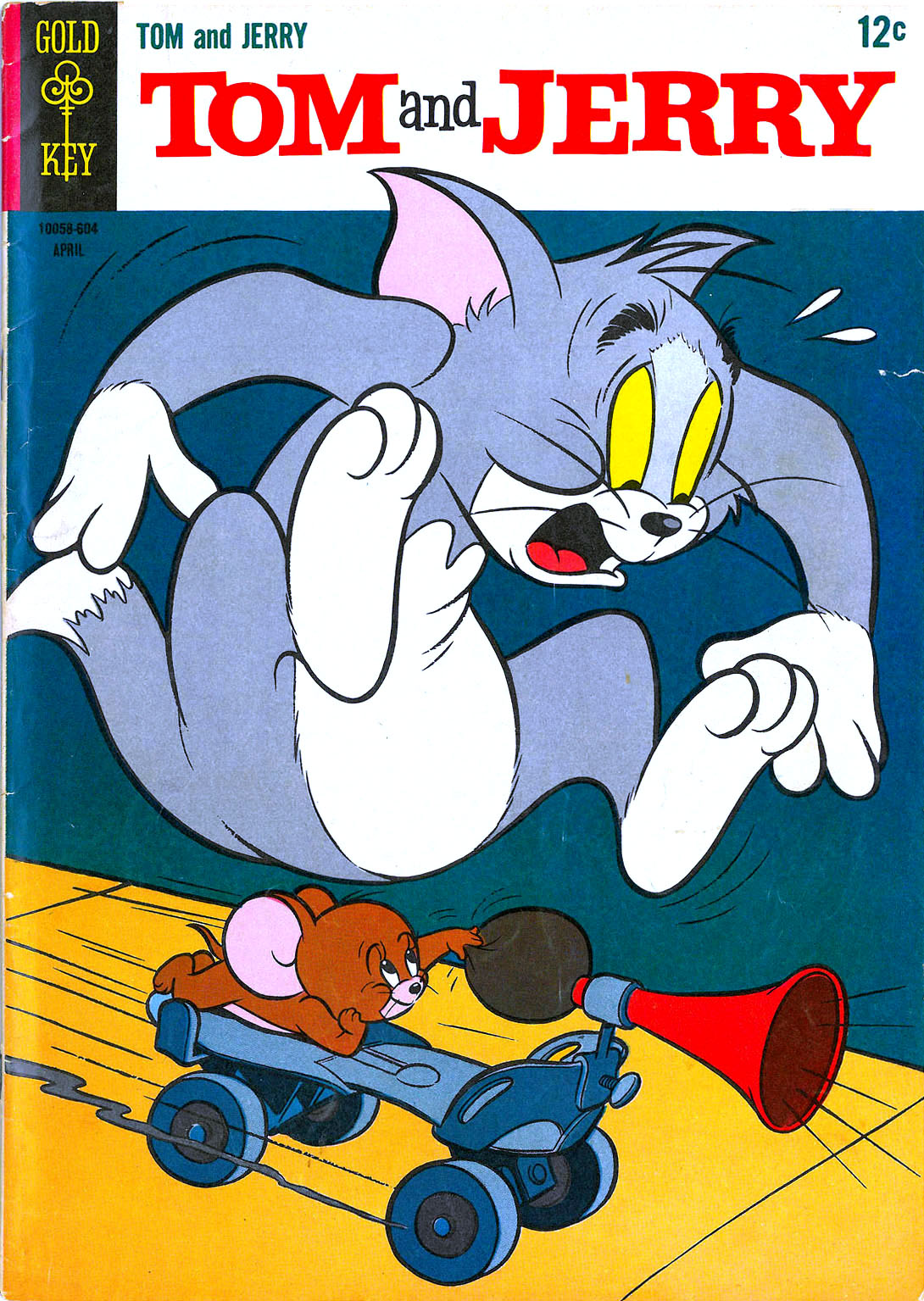 Tom and Jerry issue 229 - Page 1