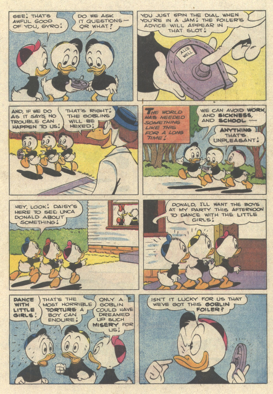 Walt Disney's Donald Duck (1986) issue 249 - Page 17
