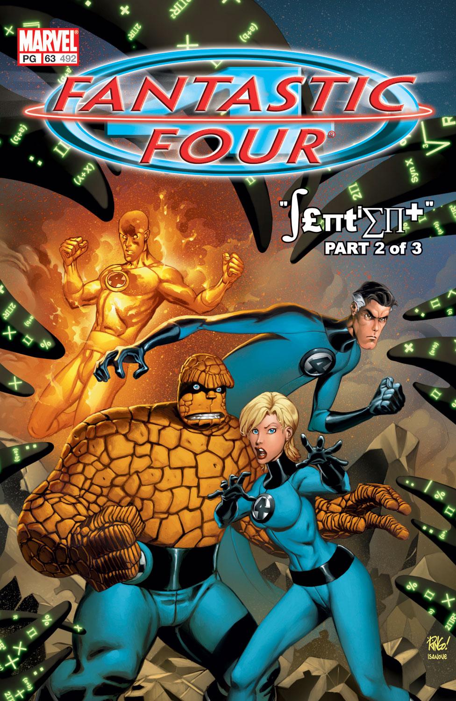 Fantastic Four (1998) 63 Page 1