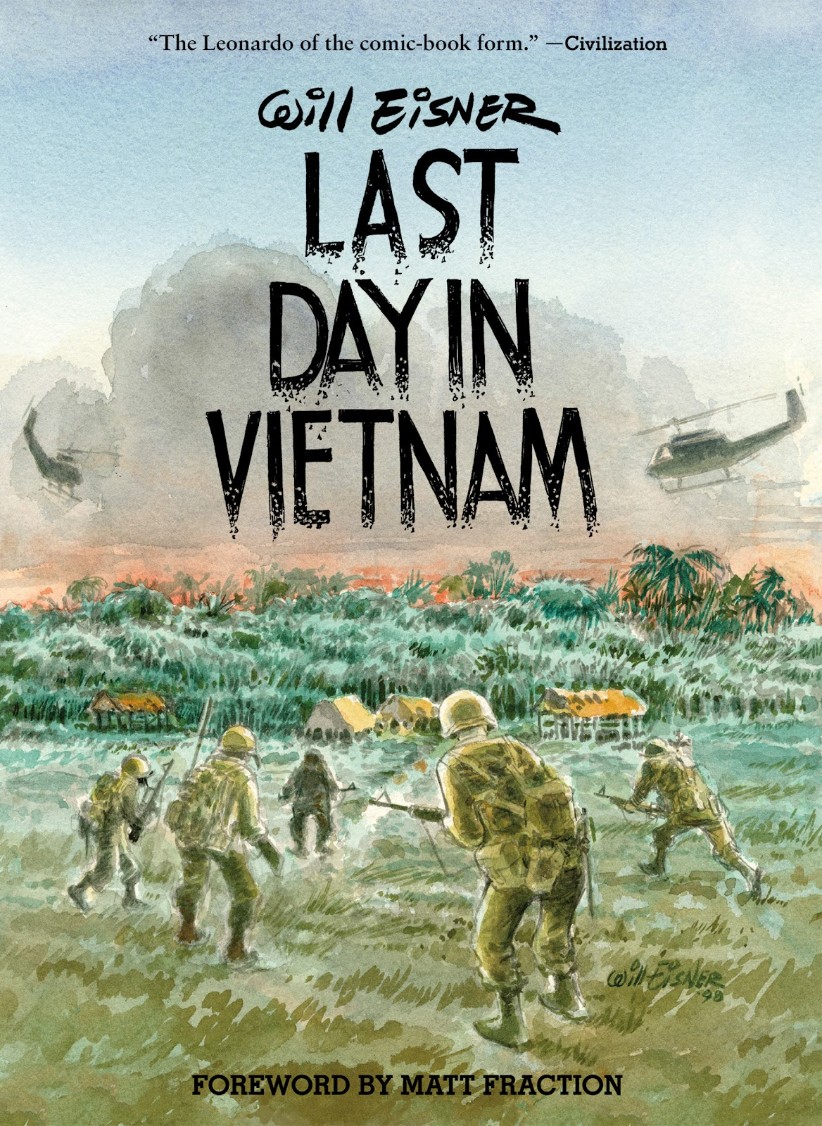 Read online Last Day in Vietnam comic -  Issue # TPB - 1