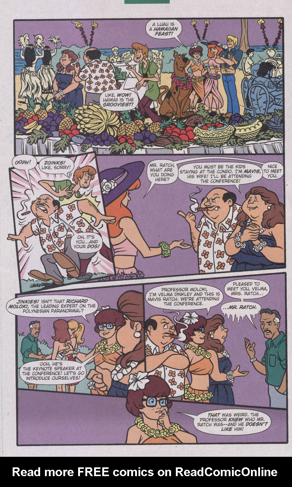 Read online Scooby-Doo (1997) comic -  Issue #77 - 23