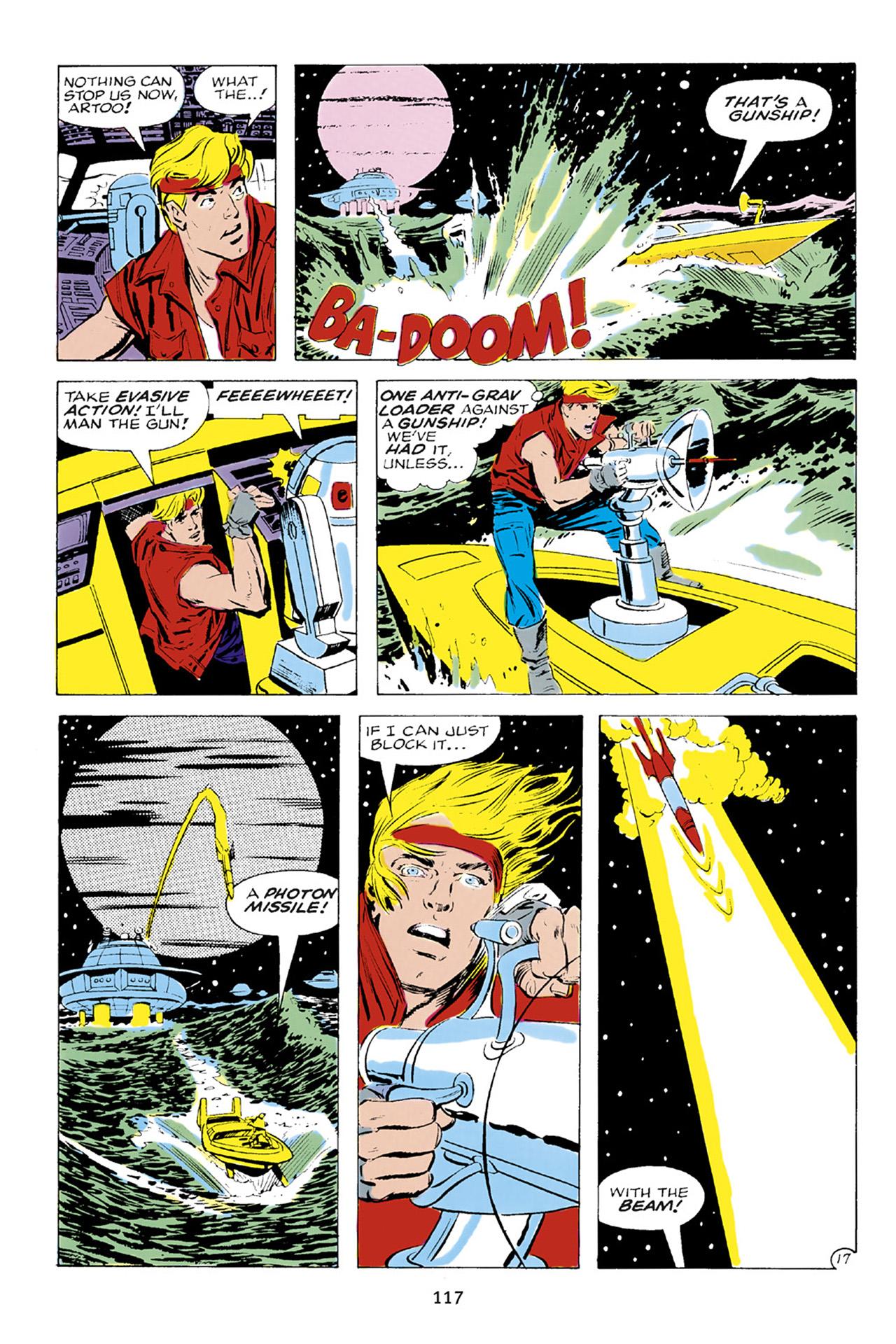 Read online Star Wars Omnibus comic -  Issue # Vol. 23 - 116