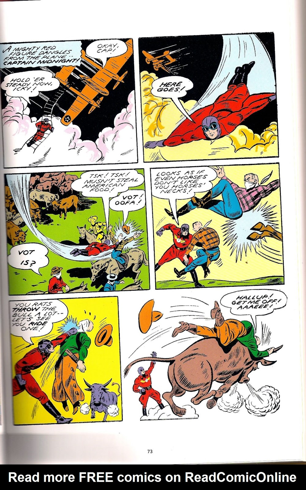 Captain Midnight (1942) issue 6 - Page 6