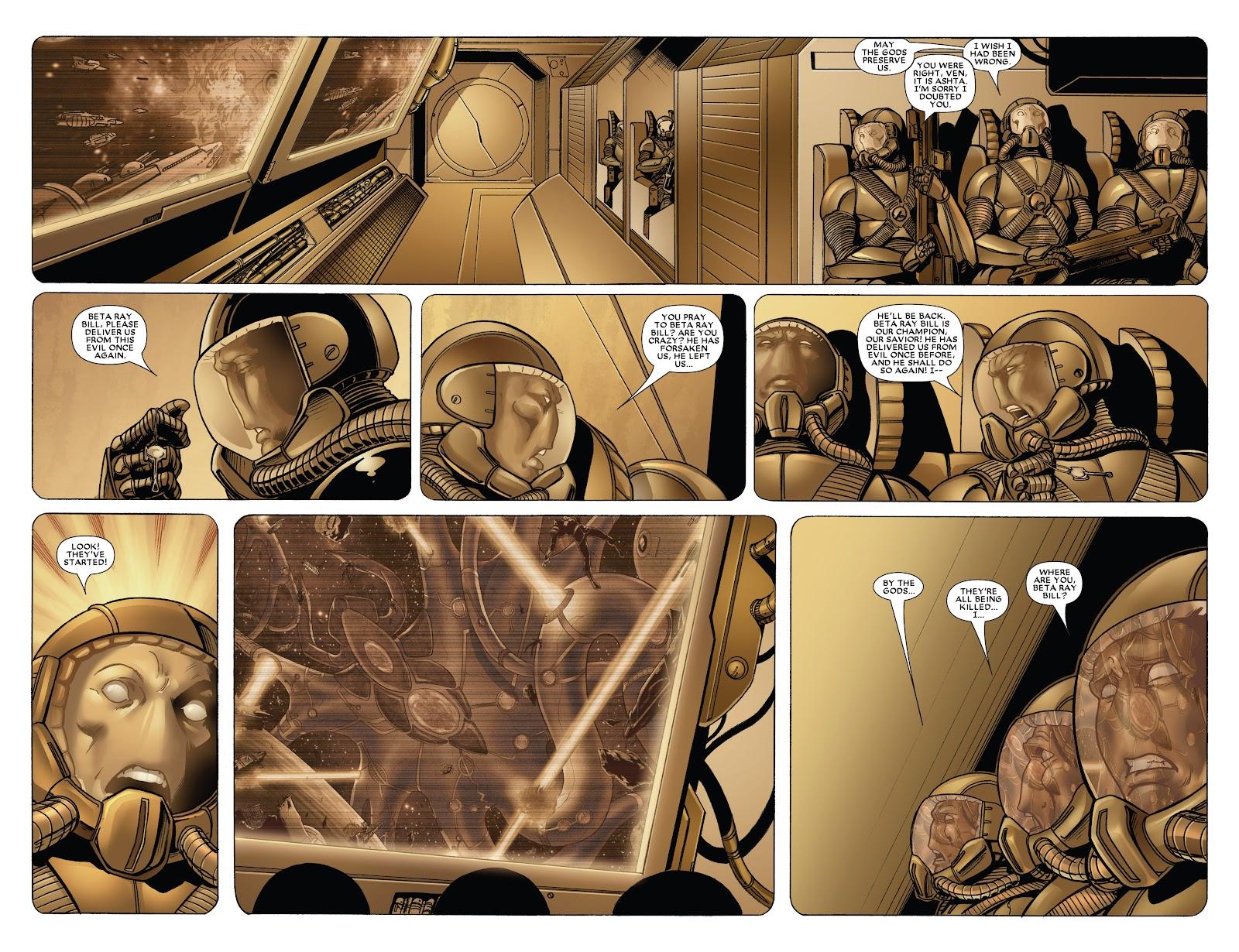 Read online Thor: Ragnaroks comic -  Issue # TPB (Part 4) - 18