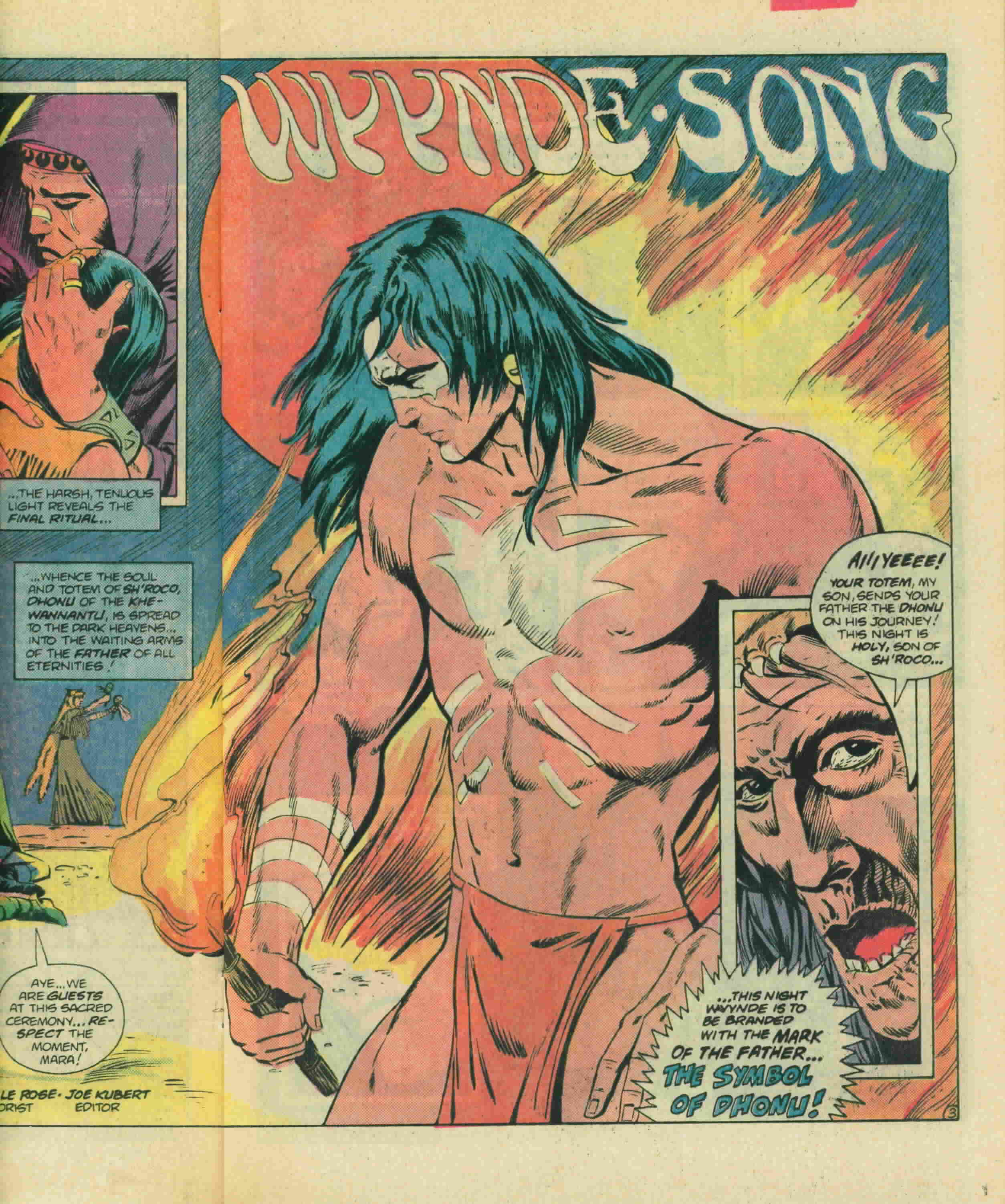 Read online Arion, Lord of Atlantis comic -  Issue #13 - 6