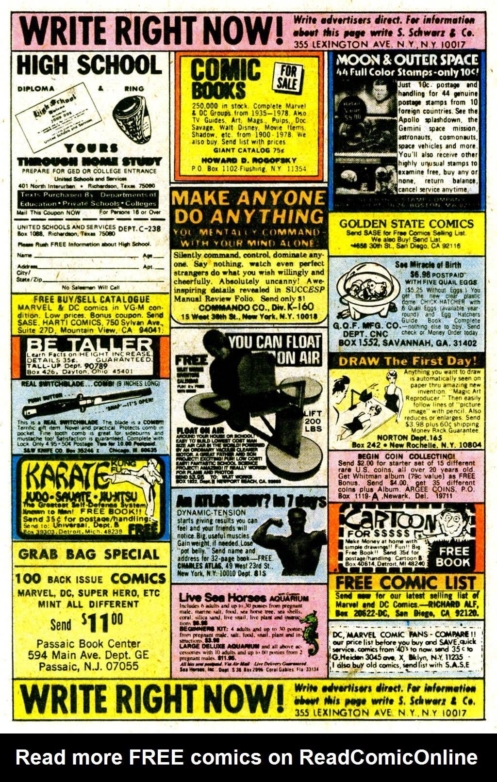 Read online Sgt. Rock comic -  Issue #316 - 24