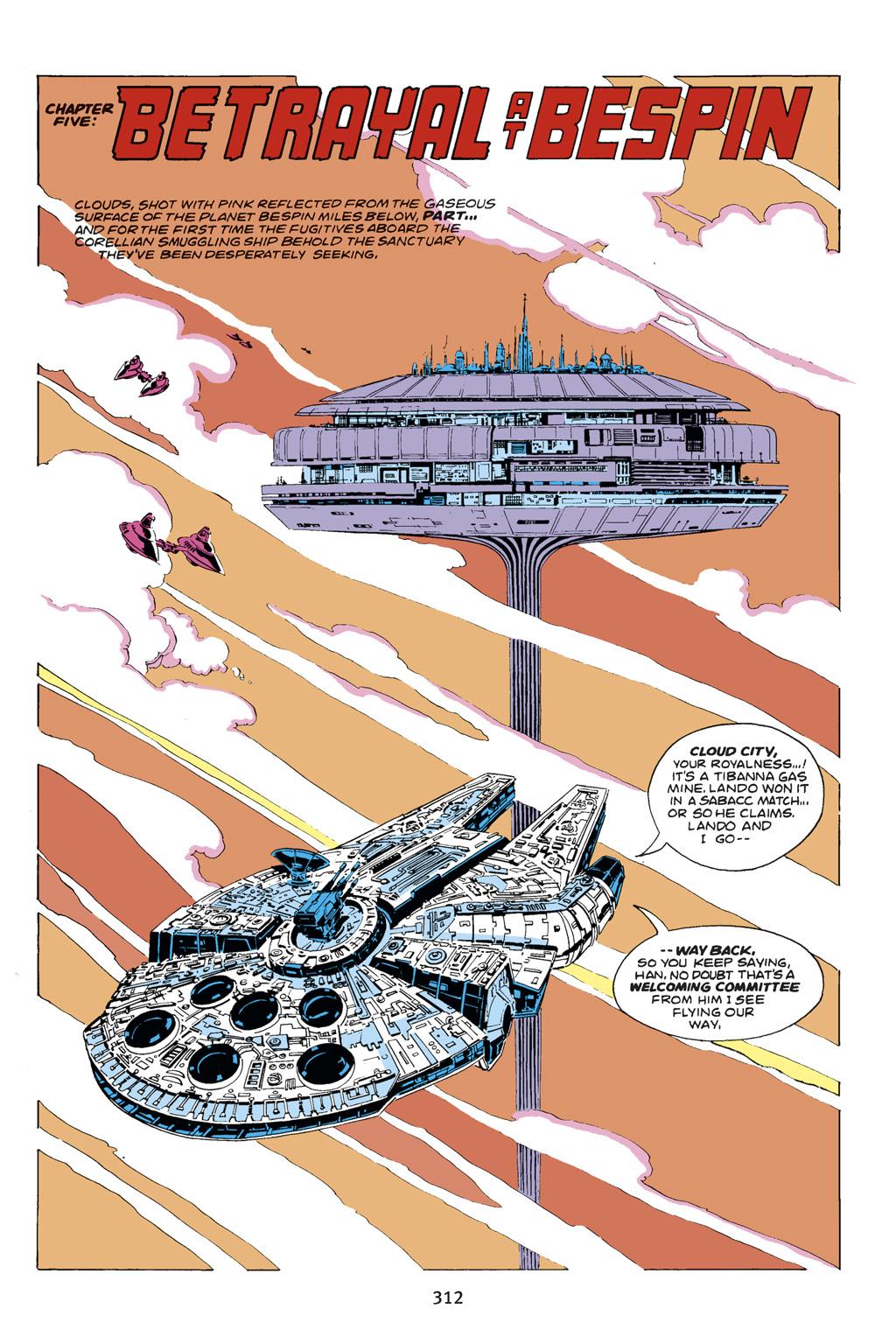 Read online Star Wars Omnibus comic -  Issue # Vol. 14 - 310